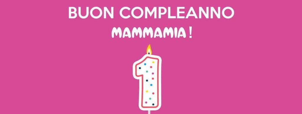 Primo Compleanno Da Mamma Auguri.Il Primo Compleanno Di Mammamia Salerno Mammamia Gelato Italiano